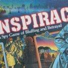 Vintage 1982 Milton Bradley Conspiracy Board Game