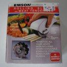 Vintage Emson Rolling Slicer & Meat Tenderizer #2270