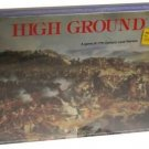Vintage 1990 Crown Tactics High Ground 1st Edition Board Game