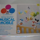 "Vintage 1984 Walt Disney ""Disney Babies"" Musical Mobile #641"