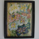 Antique Iris Kaempferi Catalog Page - Some image damage