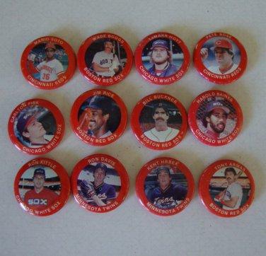 Vintage Baseball Pins 47