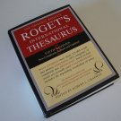 Roget's International Thesaurus (Hardcover) ISBN 0062700146