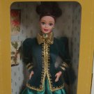 1996 Barbie Yuletide Romance Doll Limited Edition NRFB