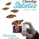 Elementary Statistics: Picturing the World Plus (4th Edition) ISBN:  0132424339