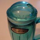Starbucks 2001 Plastic Frappuccino Rocket Mug Cup
