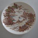 Vintage UCAGCO Royal Vista Chop Plate /Platter