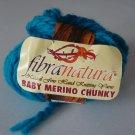 FibraNatura Baby Merino Chunky - Superwash Merino Wool Teal Blue