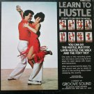 Vintage 1976 Groove Sound Learn to Hustle GS1001 LP Vinyl Record Album