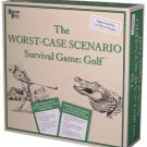 New - University Games 2002 The Worst Case Scenario Survival Game: Golf