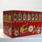 Vintage Stylecraft Recipe Box