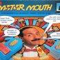 Vintage 1990 Tiger Games Motor Mouth Board Game