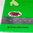 Vintage 1999 Thomas The Tank Engine & Friends Wooden Railroad System Vinyl Playmat