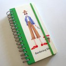 PepperPot 2004 Gardening Girl Tall Journal #43-7418