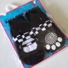 NWT Petco Harajuku Checkers Socks for Dogs M/L 2481696