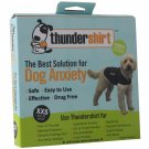 New - Thundershirt Best Solution for Dog Anxiety - XXS Solid Gray