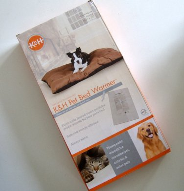 "New - K&H Pet Bed Warmer  X-Large 15.5"" x 26"""