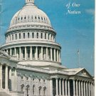 Vintage The Heart of Our Nation Pictorial Guide of the United States Capitol