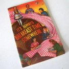 "Vintage 1966 ""It's Always Breakfast Time Somewhere "" Booklet"