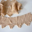 "Vintage Hand Crochet 5"" Lace Edging"