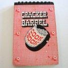 Vintage 1960 Cracker Barrel Cook Book