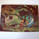 Vintage 1963 Jaymar Sword in the Stone Puzzle 60 pc