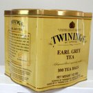 Vintage Large Twinings Tea Tin Canister