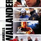 Wallander 5-8 movie box (English subtitles) R2 New DVD
