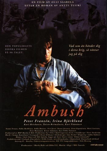 Ambush (Aka:Rukajärven tie) WW2 English sub PAL new DVD