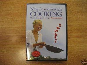 New Scandinavian Cooking Summer, Tina Nordström New DVD