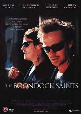 The Boondock Saints (1999, Willem Dafoe) R2 New DVD