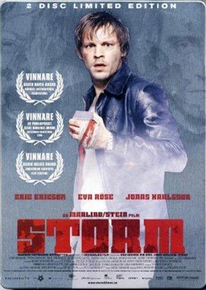 Storm steelbook edition (2005, Jonas Karlsson) NEW R2 DVD