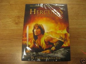 Hercules the Legendary Journeys Season 3 - New sealed