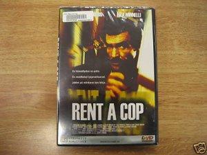 Rent a cop (Burt Reynolds), factory sealed R2 DVD