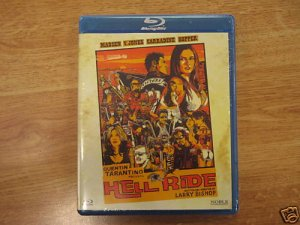 Hell Ride (2008)Carradine Madsen PAL BLU-RAY new sealed