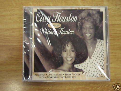 Cissy Houston feat. Whitney Houston factory sealed CD