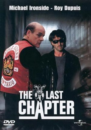 The Last Chapter (2002, Michael Ironside) R2 New DVD