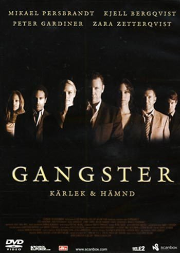 Gangster (2007 Swedish Crime) English sub R2 new DVD