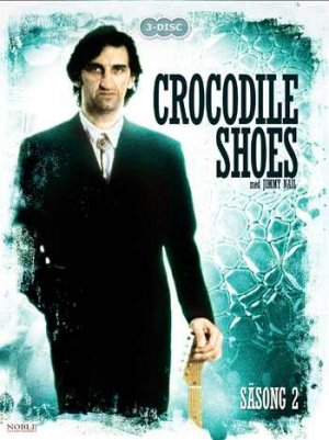 Crocodile Shoes Season 2 (Jimmy Nail) R2 New DVD