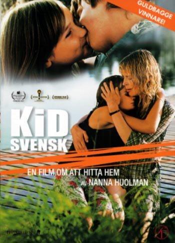 Kid Svensk (2007, Nanna Huolman Award winner) NEW R2 DVD