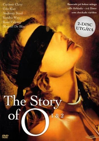 The Story of O 1+2 (1975,1984,2-disc) NudityPAL DVD New