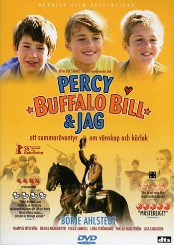 Percy, Buffalo Bill and I (2005 kids) PAL DVD New