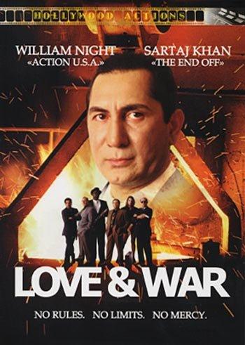 All's fair in love & war (1996, Bill Trillo) NEW R2 DVD