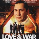 All's fair in love & war (1996, Bill Trillo) NEW R2 DVD