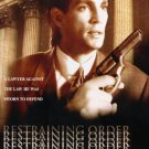 Restraining Order (1999, Eric Roberts) NEW R2 DVD