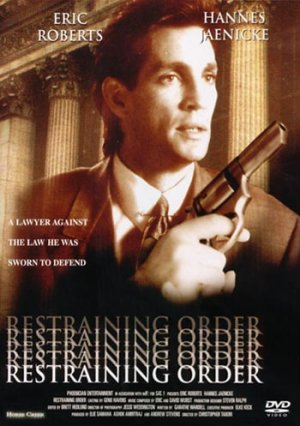 Restraining Order (1999, Eric Roberts) NEW R2 DVD