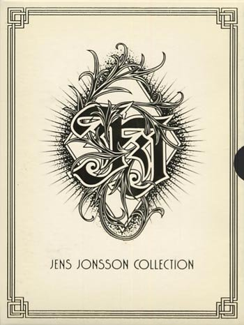 Jens Jonsson Collection (8 short movies) PAL New DVD