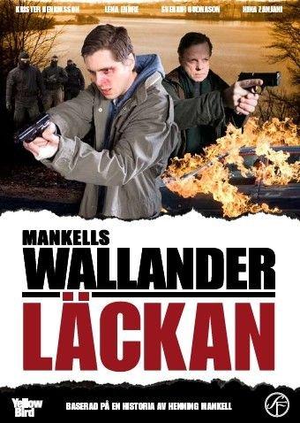 Wallander 20 the Leak (2009, Läckan) NEW R2 PAL DVD