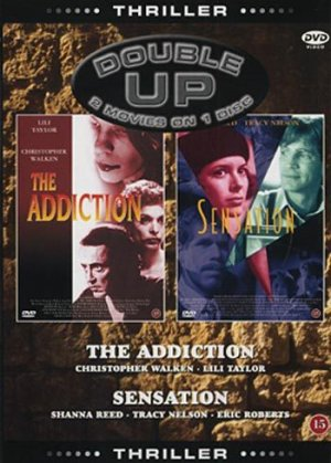 The Addiction + Sensation (Christopher Walken) NEW DVD