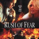 Rush of Fear (2003, Rosanna Arquette) NEW R2 PAL DVD